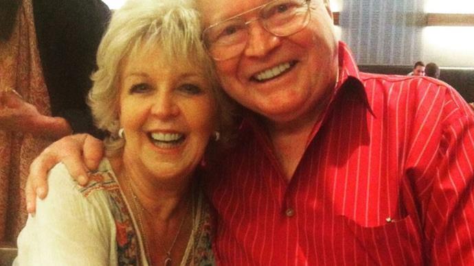 BREAKING NEWS: Patti Newton confirms husband Bert Newton has been hospitalised