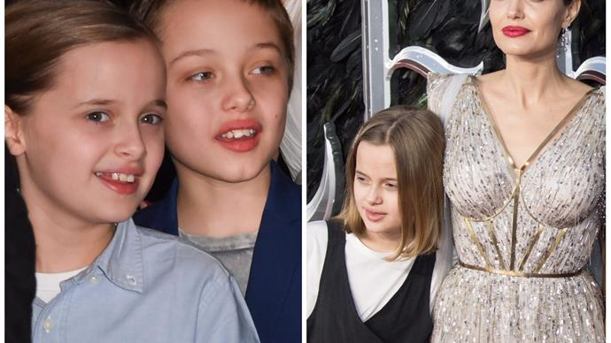 Brangelina's twins Knox and Vivienne are all grown up... and are looking to forge unexpected careers