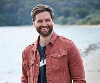 EXCLUSIVE: Rick Donald spills on his new role on Home and Away and his  love for Georgie Parker