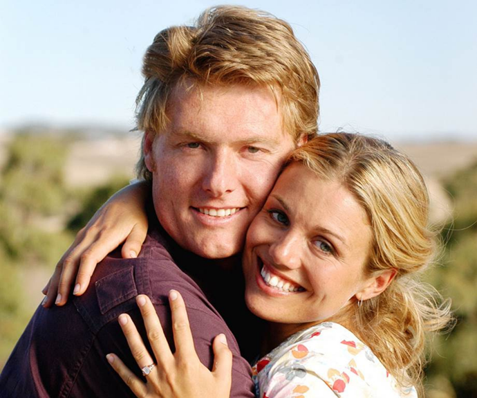 EXCLUSIVE: McLeod's Daughters' beloved couple Bridie Carter & Myles Pollard are reuniting for an exciting new gig