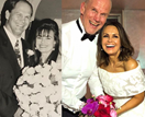 "Lisa Wilkinson reveals the Channel Nine star who played ""matchmaker"" for her and husband Pete Fitzsimons as she reflects on 30 years of marriage"