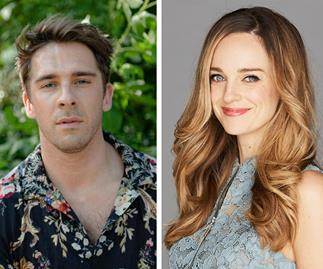 Penny McNamee throws her support behind Hugh Sheridan following the postponement of his stage show