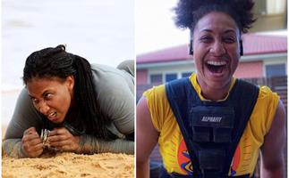 Tough as old footy boots: Sabrina Frederick is the real hero of SAS Australia - and it's obvious why