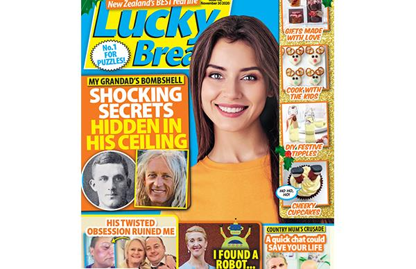 Lucky Break Issue 48 Entry Coupon