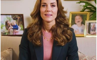Duchess Catherine makes a glowing appearance in a new video despite suffering a tough family loss