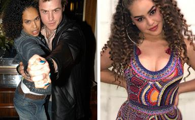 She's joining their party! Meet Rodger Corser and Christine Anu's incredibly talented daughter Zipporah