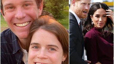 A telling clue suggests Princess Eugenie and Jack Brooksbank have already moved into Harry & Meghan's former Windsor home