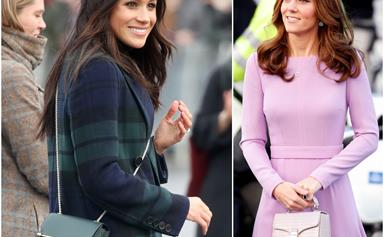 Kate, Meghan and The Queen all have one fashionable thing in common - but it's got nothing to do with their clothes