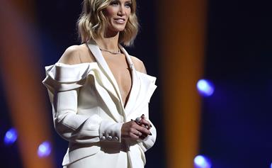 """So empowering!"" Delta Goodrem stuns fans with her stirring performance at the 2020 ARIA Awards"