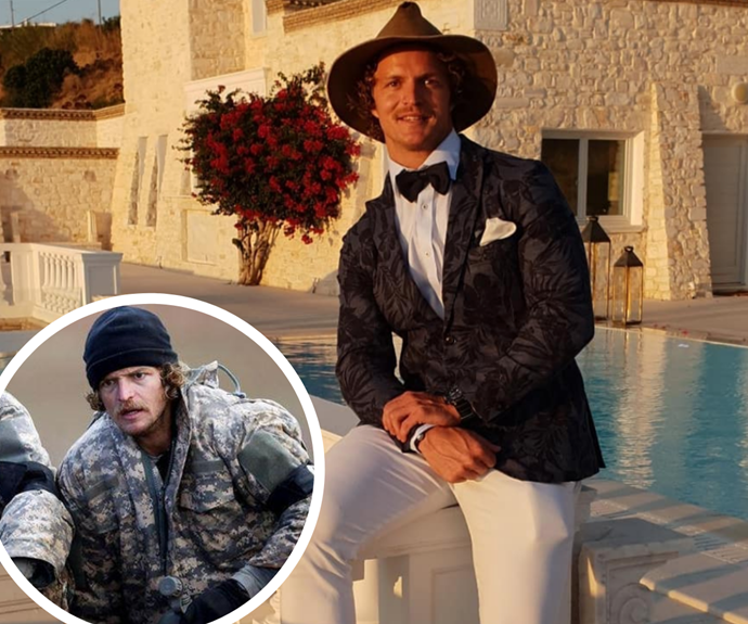 "Nick ""Honey Badger"" Cummins is unrecognisable as he reveals his shocking post-SAS Australia transformation"