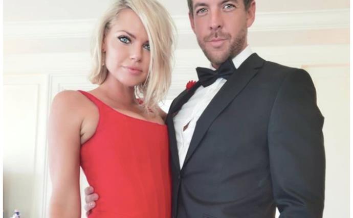 SHE SAID YES: A telling sign suggests Sophie Monk is now engaged to boyfriend Joshua Gross
