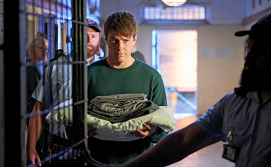 Home & Away shock finale: Colby's life is on the line as he's surrounded by dangerous prison inmates