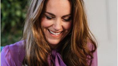 Duchess Catherine marks a royal first with a social media Q&A session - and her answers are brilliant