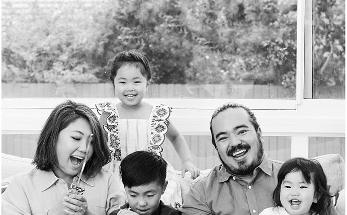 For Adam Liaw, there was one unexpected up-side to the COVID-19 lockdown