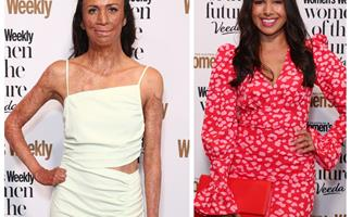 All dressed up with somewhere to go! Your favourite Aussie celebs are bringing their outfit A-game to the 2020 Women of the Future Awards