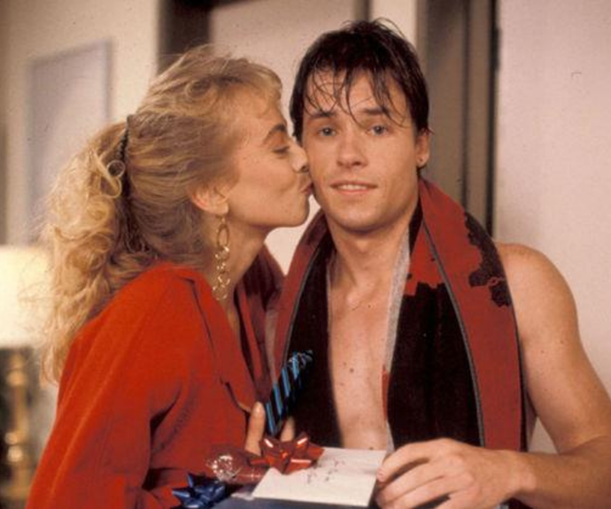 Guy Pearce's sweet tribute to Neighbours 35 years on from joining the show as heartthrob Mike Young