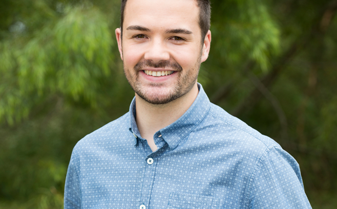 EXCLUSIVE: Meet Neighbours' newcomer Nathan Borg, Australia's first hard of hearing actor with a cochlear implant