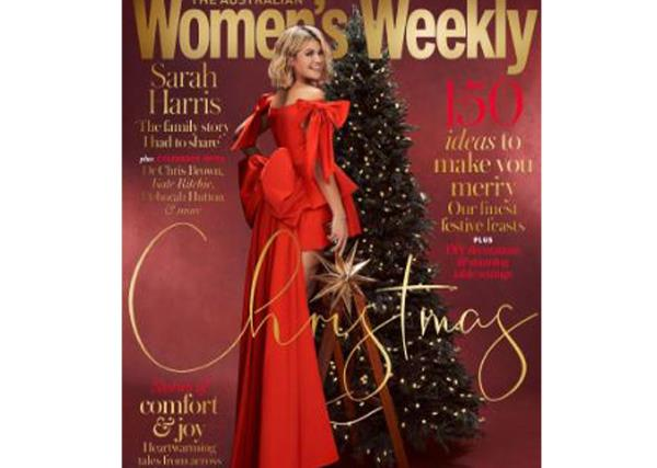 The Australian Women's Weekly Christmas Issue Online Entry