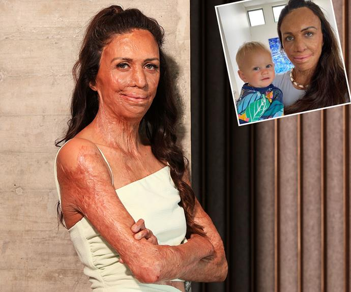 EXCLUSIVE: Turia Pitt reveals her very relatable approach to trying to be a role model for her two young sons