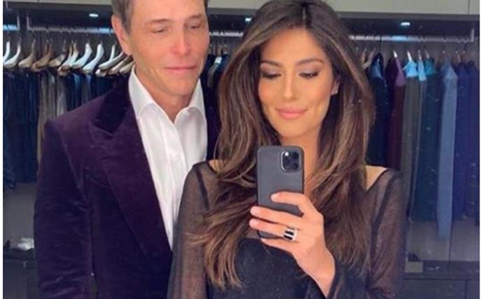 How Pia Miller's new fiancé Patrick Whitesell is propelling her into the high life