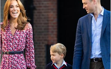 Duchess Catherine & Prince William's history-making Christmas trip around the UK will include a special family touch