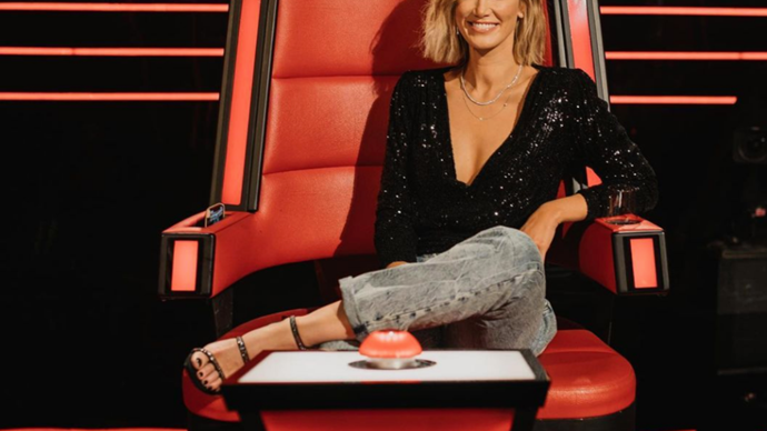 Delta Goodrem confirms she won't be returning to The Voice in 2021 as she reveals her next big move