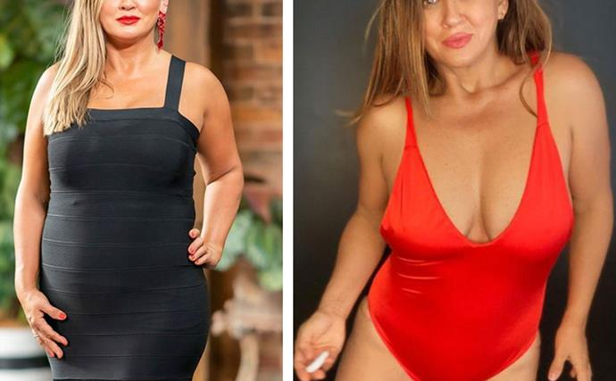 """EXCLUSIVE: """"I've never been this lean!"""" MAFS' Mishel shares the secrets to her 13-kilo weight loss & why she wants to pose nude to ring in her 50th birthday"""