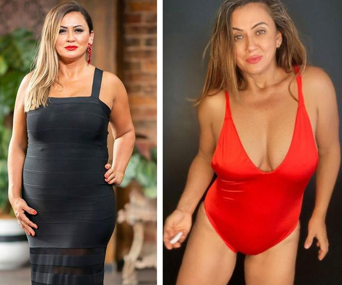 "EXCLUSIVE: ""I've never been this lean!"" MAFS' Mishel shares the secrets to her 13-kilo weight loss & why she wants to pose nude to ring in her 50th birthday"