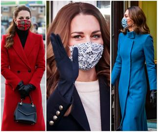 Trends from the train: As a difficult year comes to an end, Duchess Catherine surprises us all with one final fashion spectacle