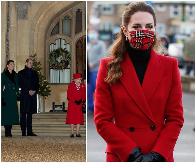 Duchess Catherine and Prince William wrap up their Christmas tour with a heartwarming reunion