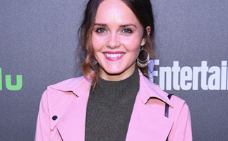 The first look at Home & Away star Rebecca Breeds' HUGE new show is here, and it is absolutely haunting
