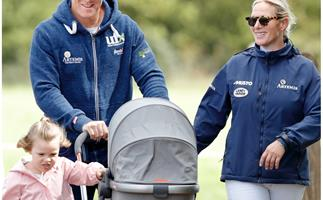 Mike Tindall just casually confirmed Zara Tindall is pregnant with her third child in a way that's completely disproportionate to our feelings