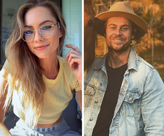 New couple alert! MAFS' Ryan Gallagher all but confirms his romance with 800 words actress Melina Vidler