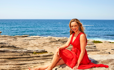 "EXCLUSIVE: Home & Away's Penny McNamee on the ""trust"" she shares with co-star Ditch Davey and her special request to the show's producers"