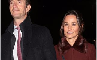 Duchess Catherine's younger sister Pippa Middleton is pregnant with her second child, according to reports