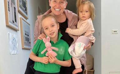 """Fifi Box opens up about her IVF journey to conceive """"miracle"""" daughter Daisy at 40"""