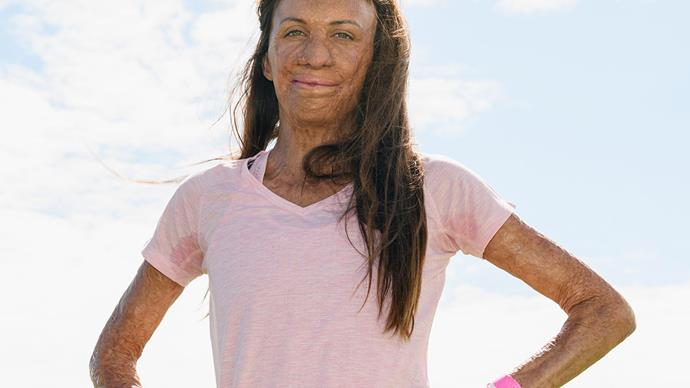 EXCLUSIVE: Turia Pitt's viral Spend With Them campaign was born in the thick of devastating bushfires - then, things took an unexpected turn