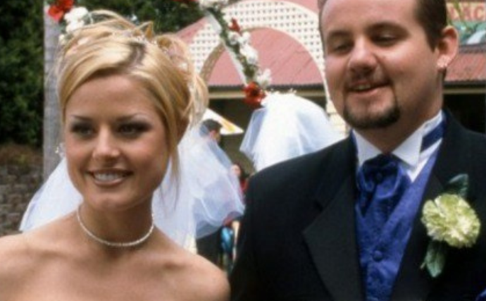 We're convinced Neighbours' Toadie Rebecchi is simultaneously the luckiest and unluckiest-in-love character of all time