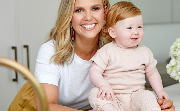 EXCLUSIVE: Edwina Bartholomew reflects on the challenges and triumphs of motherhood as she celebrates Molly's first birthday