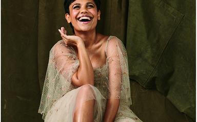 """""""Chasing my dreams"""": Miranda Tapsell on her lucky childhood, reaching for the stars and her husband's surprise proposal"""