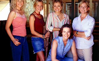 """""""It's like McLeod's begins again"""": The McLeod's Daughters' creator and stars tell all about the upcoming movie"""