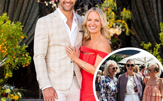 """Bachelorette winner Pete Mann confirms he's """"head over heels"""" for his new girlfriend who he dated before the show"""