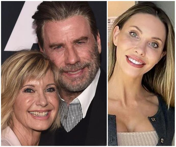 """I'll take care of Chloe"": John Travolta's emotional pledge to Olivia Newton-John"