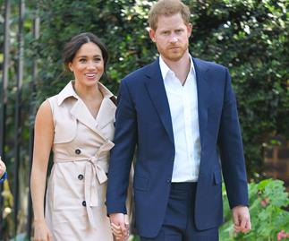 Prince Harry, Meghan Markle and Archie star in the Sussex family's 2020 Christmas card - & there's a very unexpected twist