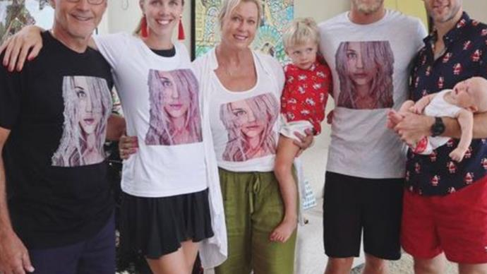 Lisa Curry and Grant Kenny's touching tribute to late daughter Jaimi on Christmas Day