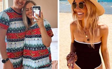 From emotional family reunions to matching festive pyjamas: Here's how your favourite Home And Away stars are spending the summer holidays