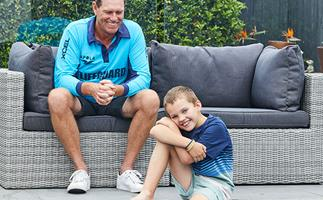 EXCLUSIVE: Meet the boy who saved his mum's life thanks to watching Bondi Rescue