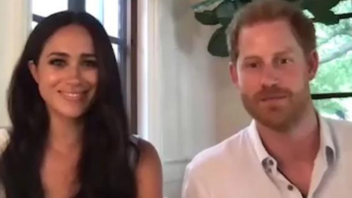 The premiere episode of Prince Harry & Duchess Meghan's podcast is here and it features Archie speaking for the first time