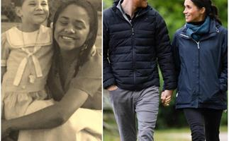 Unseen photos and a stirring message to the public: 5 things to know about Prince Harry and Duchess Meghan's revamped website, Archewell