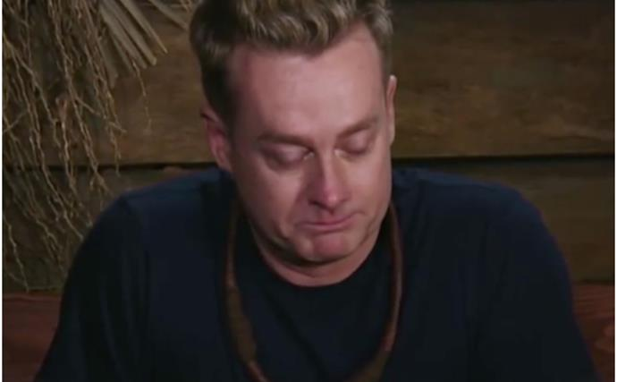 """""""It still haunts me"""": Grant Denyer breaks down on TV as he shares a rare insight about his harrowing accident that almost left him for dead"""